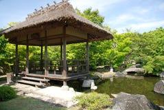 Koko-En Gardens in Himeji, Japan  Stock Photography