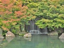 Koko-Engelse Tuin in Himeji, Hyogo-Prefectuur, Japan stock foto
