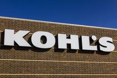 Kokomo -大约2016年11月:科尔` s零售店地点 科尔` s操作1,100家廉价商店VI 库存图片
