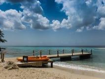 Kokomo Beach Resort Royalty Free Stock Photography