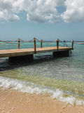 Kokomo Beach Resort Royalty Free Stock Images