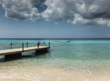 Kokomo Beach Resort Stock Photo