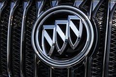 Kokomo - circa im September 2017: GMC- und Buick-LKW und SUV-Verkaufsstelle GMC und Buick sind Abteilungen von GR. VI Stockfotos