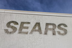 Kokomo - Circa March 2017: Recently shuttered Sears Retail Mall Location IX. Recently shuttered Sears Retail Mall Location. According to a regulatory filing stock photos