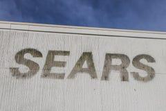 Kokomo - Circa March 2017: Recently shuttered Sears Retail Mall Location IX Stock Photos