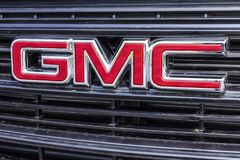 Kokomo - Circa September 2017: GMC and Buick Truck and SUV dealership. GMC and Buick are divisions of GM VII. GMC and Buick Truck and SUV dealership. GMC and royalty free stock photography