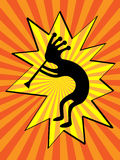 Kokopelli Royalty Free Stock Photography
