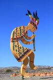 USA, Arizona: Tourism - Roadside Kokopelli Stock Photos