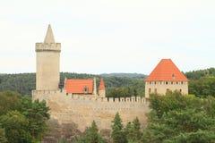 Kokorin castle Stock Images