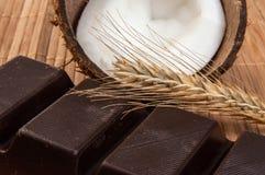 Kokosnoot Stock Foto's