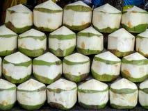 kokosnoten Royalty-vrije Stock Foto