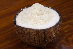 Kokosnuss halb stockfotos