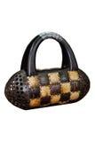 Kokosnuss-Tasche handgemacht lizenzfreie stockfotografie