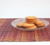 Kokosowi ciastka Obraz Royalty Free