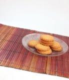 Kokosowi ciastka Zdjęcie Royalty Free