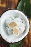 kokosowi świezi cukierki Fotografia Stock