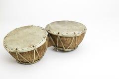 Kokosowy bongo Obrazy Royalty Free