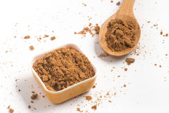 Kokosowy cukier Niski glycemic wskaźnik Obrazy Royalty Free