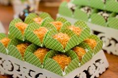 kokosowy cukierki Zdjęcia Royalty Free