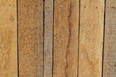 Kokosowy Drewniany tło Obrazy Royalty Free