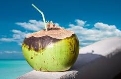 Kokosowy koktajl Obrazy Royalty Free
