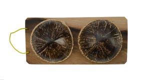 Kokosowy tajlandzki masażu narzędzie obrazy royalty free