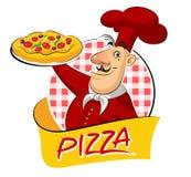 Kokpizza Stock Foto