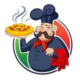 Kokpizza Stock Afbeeldingen