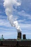 Koks-Batterie löschen Turm und Koks Stockbild