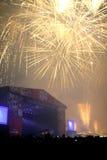 Koks Live Festival 2008 Lizenzfreie Stockbilder