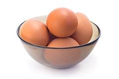 Kokt ägg Royaltyfri Bild