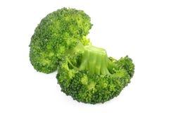 kokt broccoli Fotografering för Bildbyråer
