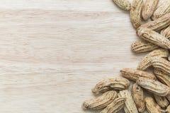 kokt jordnötter Arkivfoton