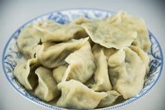 Kokta klimpar Kina för traditionell mat Royaltyfria Bilder