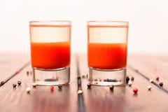 Koktajl krwisty Mary Fotografia Stock