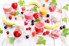koktajl owocowy Fotografia Stock