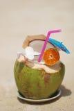 koktajl tropikalny Fotografia Stock