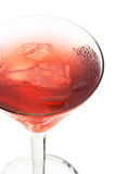 koktajlu alkoholiczny kosmopolita Zdjęcia Royalty Free