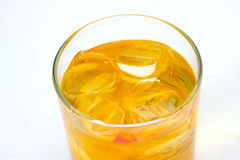koktajlu alkoholiczny zimno Fotografia Stock