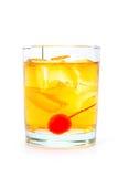 koktajlu alkoholiczny zimno Obrazy Stock