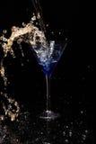 koktajlu napój Martini Zdjęcia Royalty Free