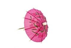 koktajlu parasol Zdjęcie Royalty Free