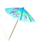 koktajlu parasol Zdjęcia Royalty Free