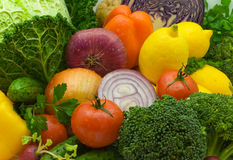 koktajlu warzywo Zdjęcie Royalty Free