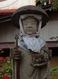 Kokubun tempel, Takayama, Japan Arkivbilder