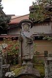Kokubun tempel, Takayama, Japan Arkivfoton
