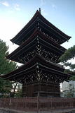 Kokubun Temple, Takayama, Japan Royalty Free Stock Images