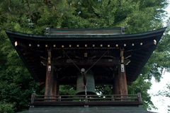 Kokubun Temple, Takayama, Japan Stock Photo