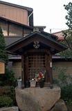 Kokubuntempel, Takayama, Japan Stock Foto's