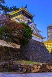 Kokura castle in Kitakyusho Royalty Free Stock Photography